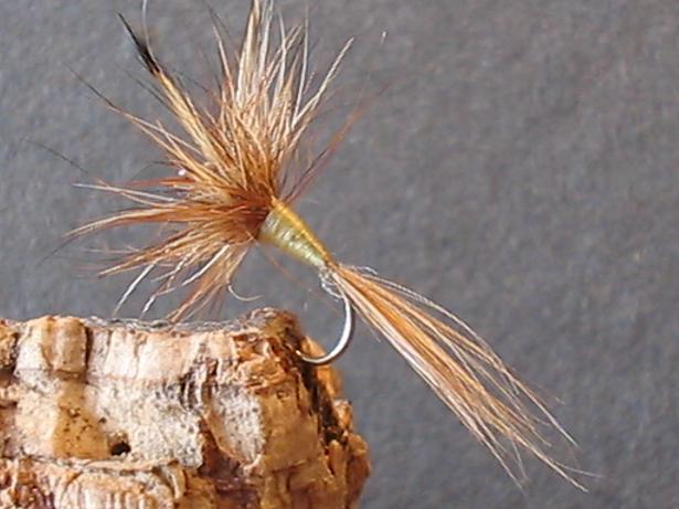 la mouche BANCA ROUSSE «… une mouche fusion DEVAUX-DESSAIGNE …»